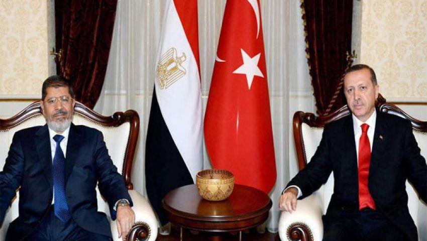 إيران: تركيا تعاني من أزمة بسبب تأييدها لمرسي