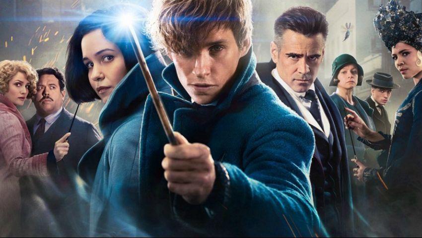 2 Fantastic Beasts خلطة سحرية لمؤلفة هاري بوتر وهذه إيراداته في