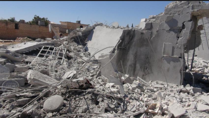 بالكلور السام.. هكذا ينتقم الأسد من ريف اللاذقية