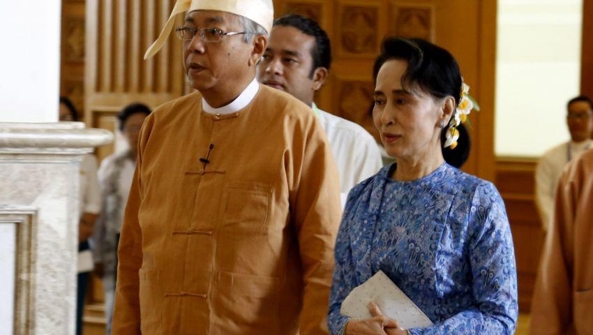 ميانمار تعتزم إخلاء السجون من النشطاء والمعتقلين السياسيين