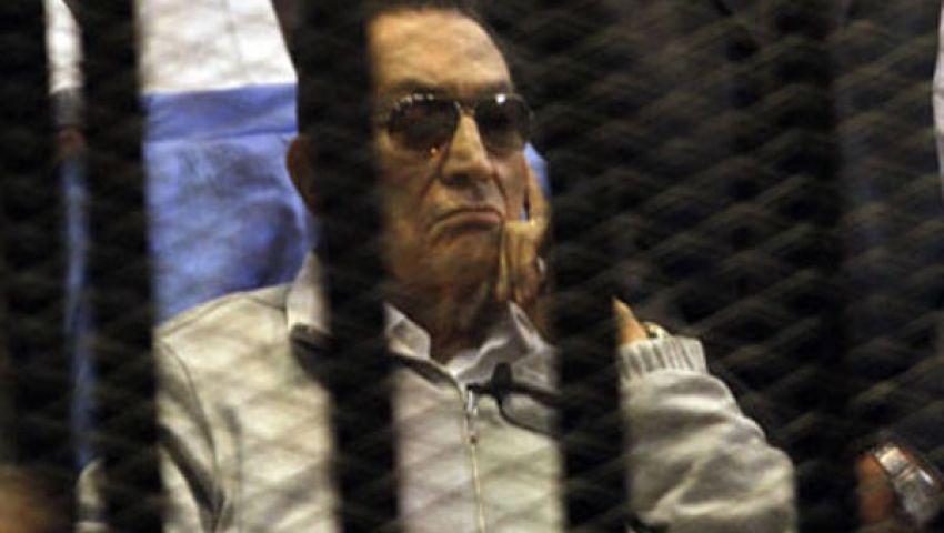 فاتورة سعاة مبارك من ميزانية الرئاسة