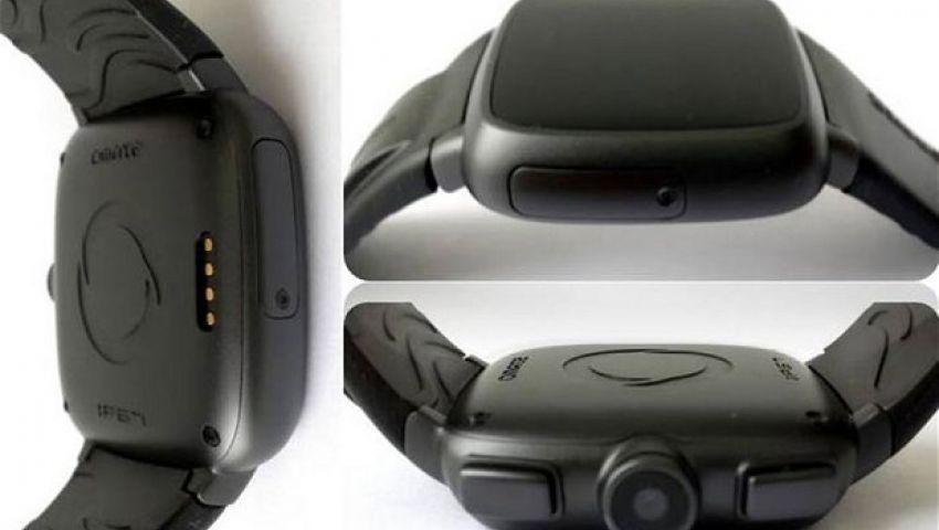 أومات تعلن عن ساعة يد ذكية بكاميرا 5 ميجا بيكسل