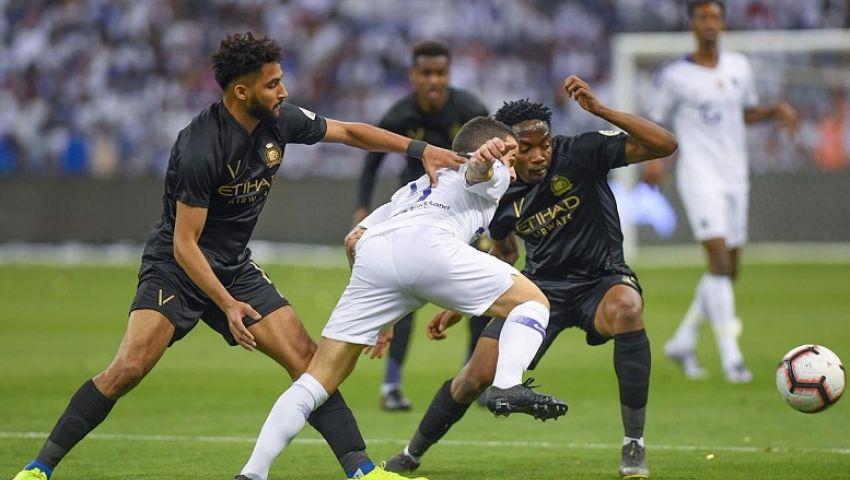الدوري السعودي.. صراع مشتعل وسيناريوهات سابقة