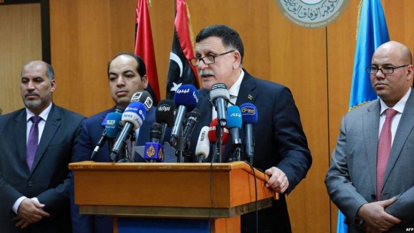 السراج: قوات حفتر تواصل القصف العشوائي للمدنيين في طرابلس