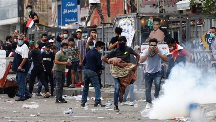 الأمم المتحدة تدين عنف الأمن ضد العراقيين