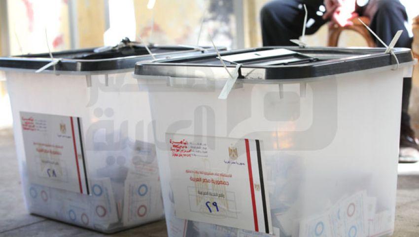 بالفيديو..الاستفتاء.. تصويت على شرعية السيسي وعزل مرسي