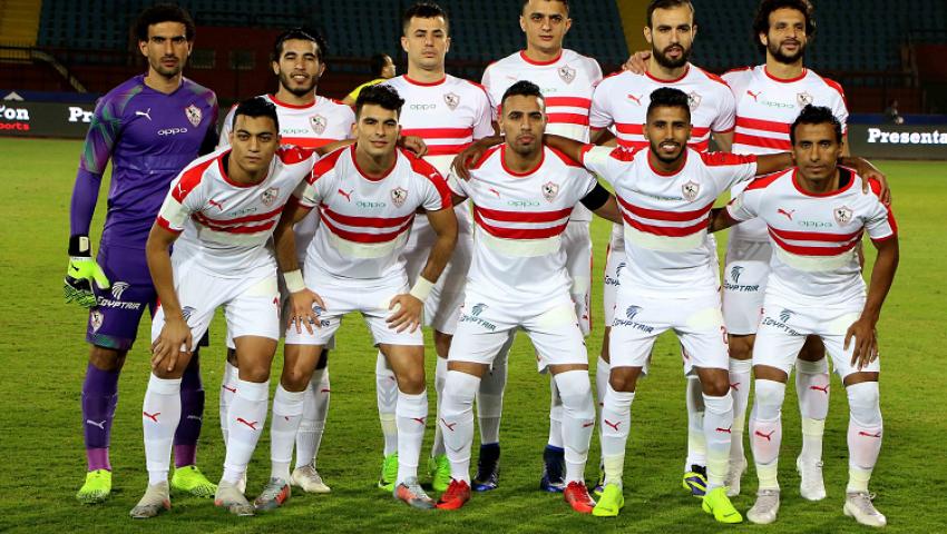 الزمالك والشرقية.. كارتيرون يعلن تشكيل أول مباراة مع الأبيض في كأس مصر