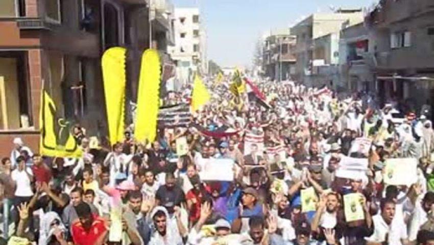 نشطاء يدشنون حملة خليك مصدق لدعم الشرعية