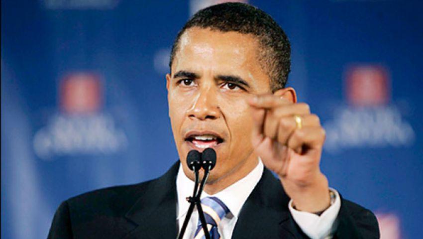 السفارة الأمريكية تنفي استجواب أوباما بشأن دعم الإخوان