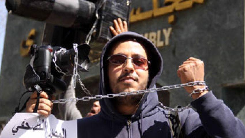 احتجاز مراسل قناة تي آر تي التركية في وادي النطرون