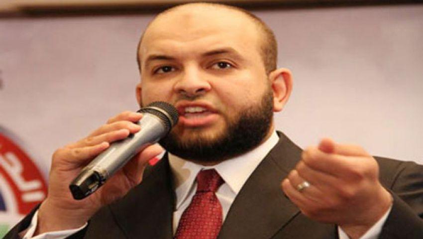عارف: متواجد في اعتصام رابعة للحفاظ على مكتسبات ثورة يناير