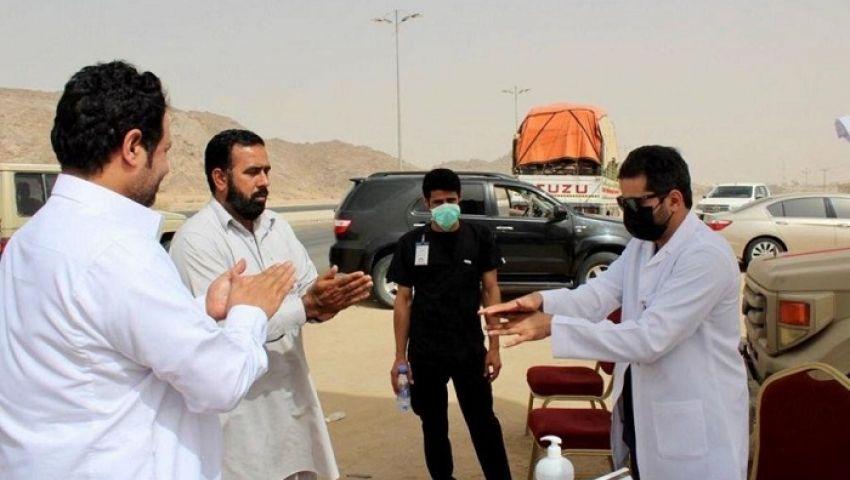 فيديو| 117 إصابة جديدة بكورونا في 6 دول عربية