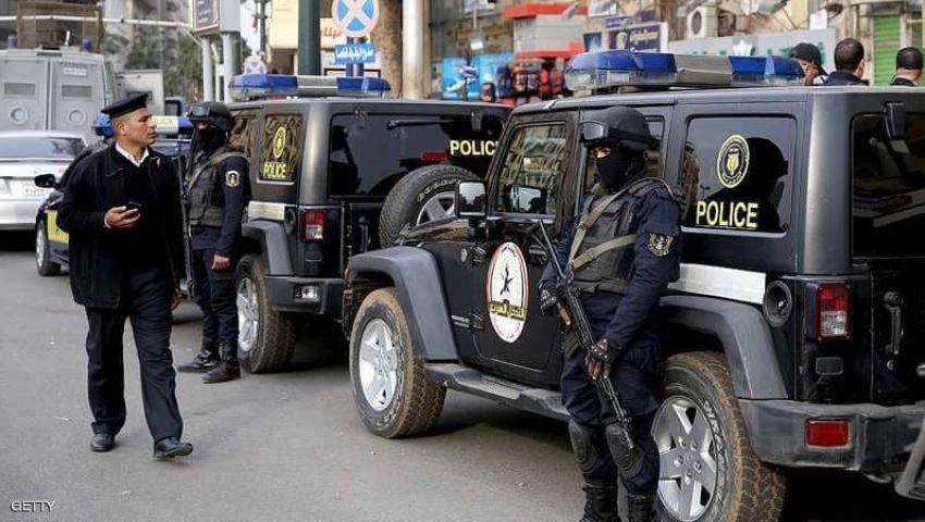 الداخلية تعلنالقضاء على11 مسلحا في خلية إرهابية بسيناء