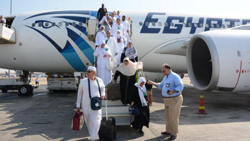 مطار القاهرة يبدأ تنفيذ قرار السعودية بمنع سفر المعتمرين 