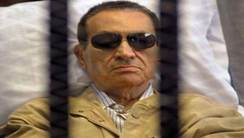 غدًا.. الجنايات تنظر استئناف النيابة على إخلاء سبيل مبارك