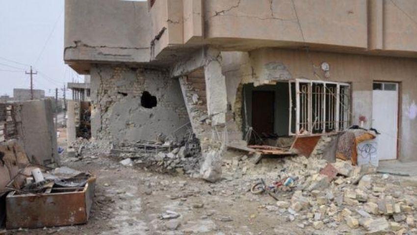 العراق.. مقتل 12 وإصابة 69 في قصف صاروخي بالفلوجة