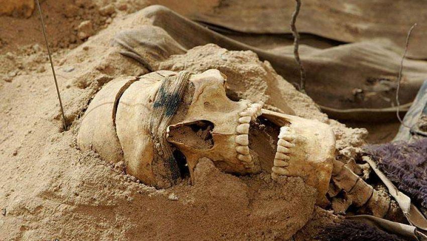 ذبح طفلة قرباناً لفتح مقبرة أثرية بكفر الشيخ