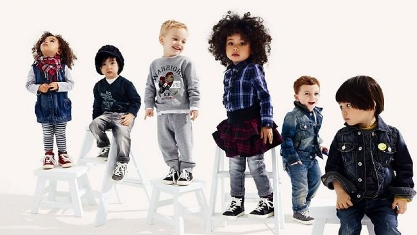 تسوق ملابس الأطفال باستخدام كوبون خصم نمشي من الموفر 2021