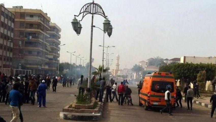 حبس 15من مؤيدي مرسي في اشتباكات سيدي بشر