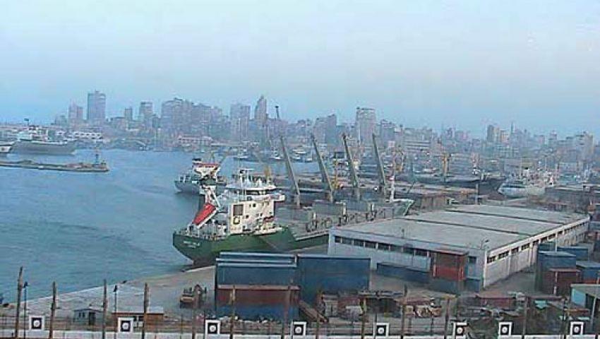 وصول40 ألف طن سولار إلى ميناء الإسكندرية