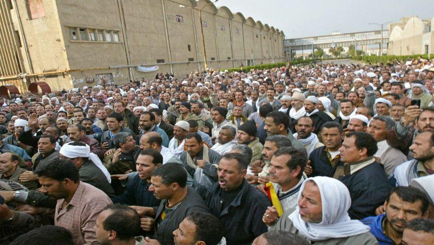 الشرقية للدخان.. الإدارة تفشل فى حل الأزمة والعمال يواصلون الإضراب
