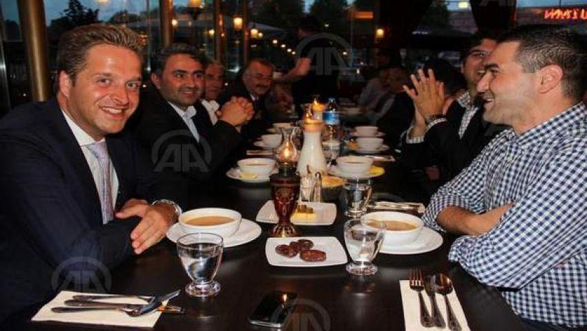 حزب مسيحي يقيم إفطارًا للمسلمين بهولندا