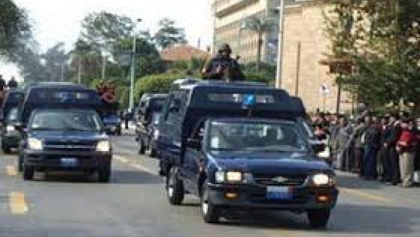 الأمن يداهم منازل 4 قيادات إخوانية بديروط