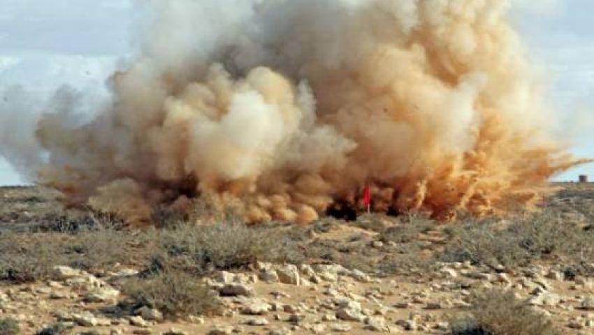 مقتل 7 جنود وإصابة 22 في ثلاث انفجارت بالشيخ زويد