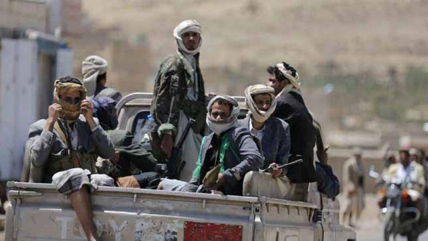 مقتل 7 قبليين في اشتباكات مع حوثيين وسط اليمن