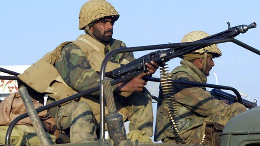 مقتل 6 جنود بكمين مسلح في يشاور الباكستانية