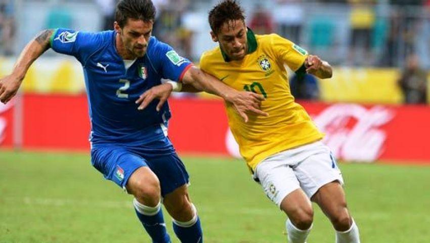 بث مباشر لمباراة البرازيل وأوروجواي