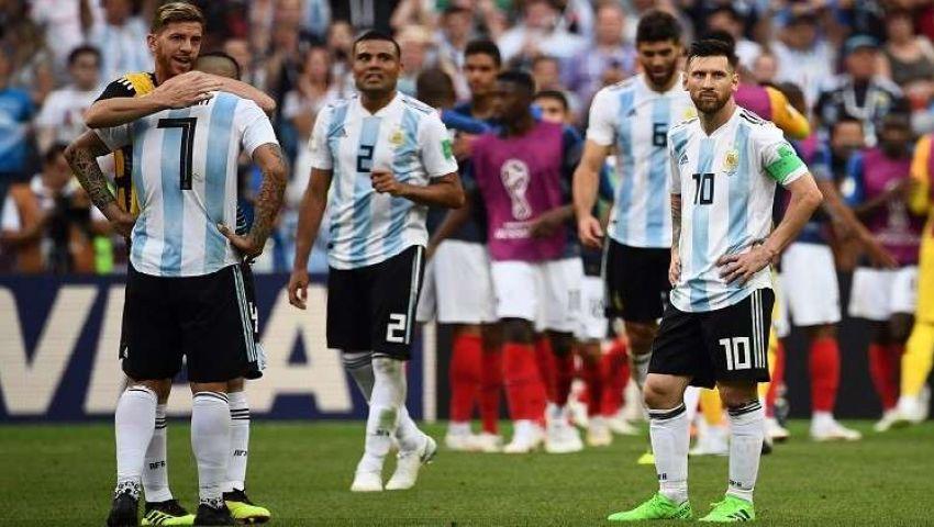 ماذا قالت صحف الأرجنتين بعد خروج «التانجو» من مونديال روسيا؟