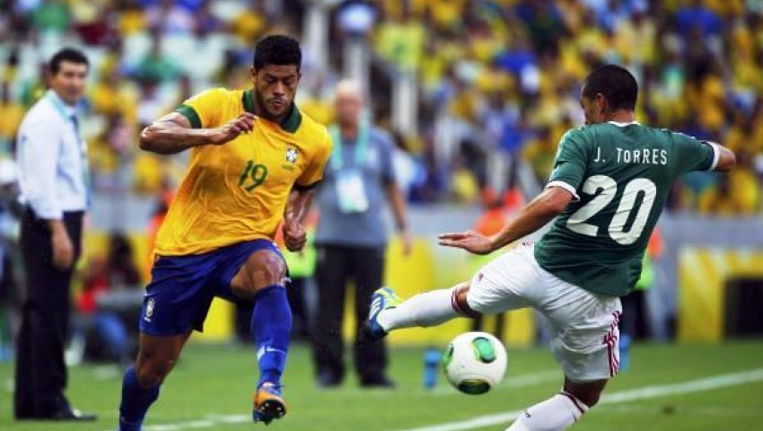 فيديو..نيمار يضع البرازيل فى المقدمة