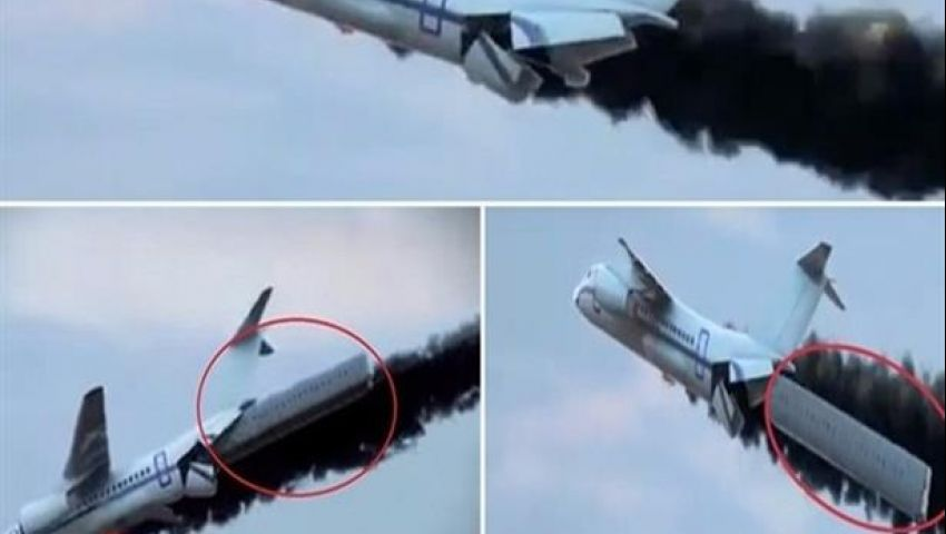 «نقص صيانة ووجود عيوب».. فرنسا تفجر مفاجأة مدوية عن تحطم الطائرة المصرية
