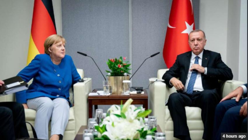 صحيفة ألمانية:وقف تصدير السلاح لتركيا لن يؤثر على أردوغان