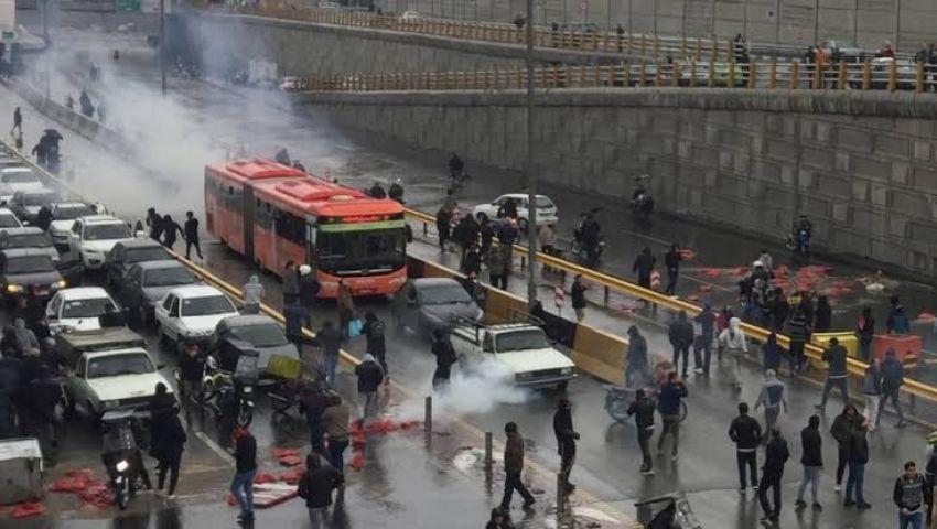 «العفو الدولية» تعلن حصيلة قتلى احتجاجات الوقود الإيرانية