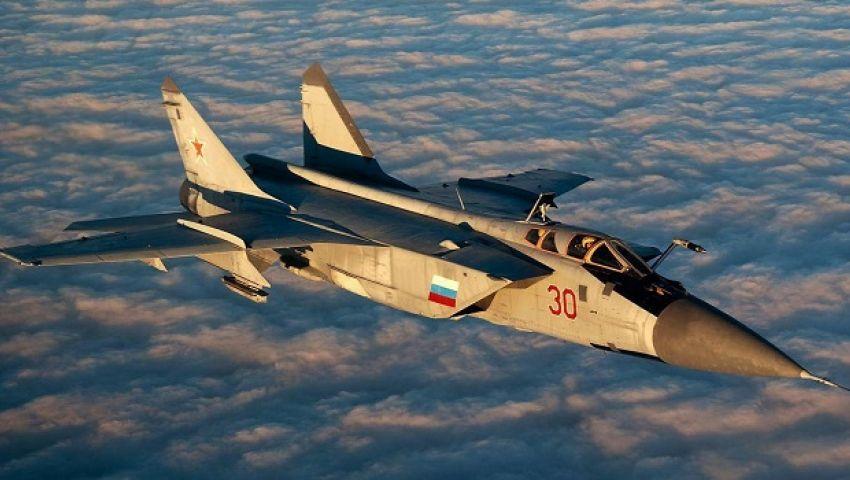 مصدر عسكري سوري: طائرات روسية تقصف مقاتلي المعارضة قرب حماة