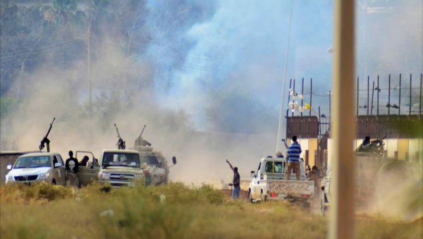طائرات حربية مجهولة تقصف طرابلس للمرة الثانية