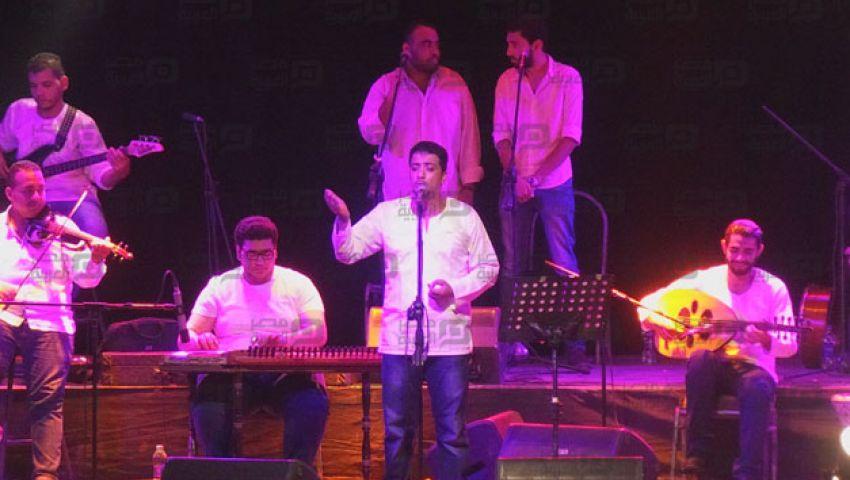 على الهلباوي يشعل جمهوره بساقية الصاوي