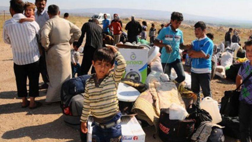 تنسيقية 30 يونيو تطالب بمخيمات للسوريين