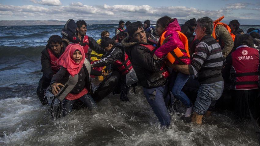 اليونان.. وصول 221 مهاجرا بطرق غير شرعية