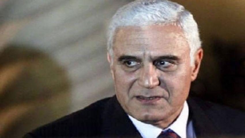 مدير جهاز المخابرات الأسبق يصل مطار القاهرة