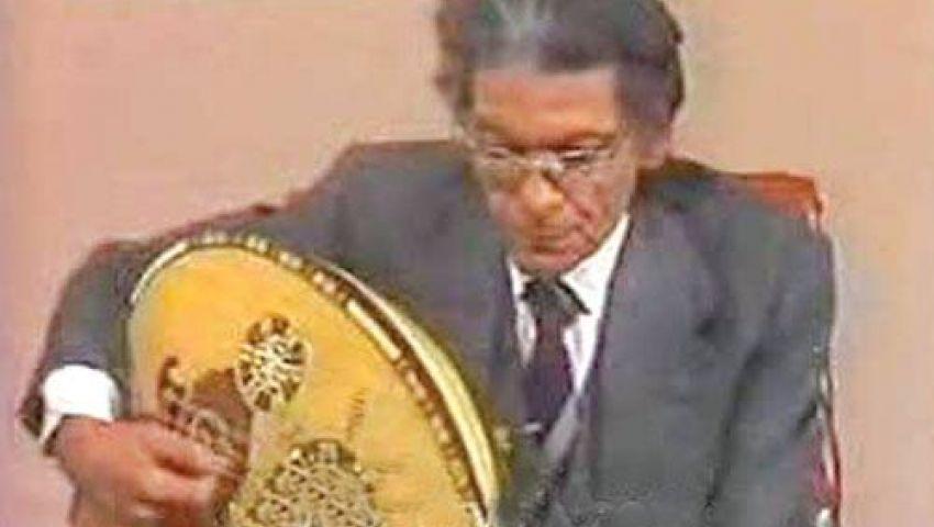 أوبرا دمنهور تحتفل  غدا بالذكرى 33 لرحيل الموسيقار رياض السنباطى