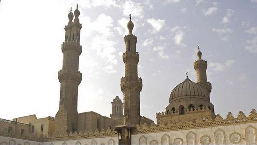 بث مباشر لصلاة الجمعة من الجامع الأزهر