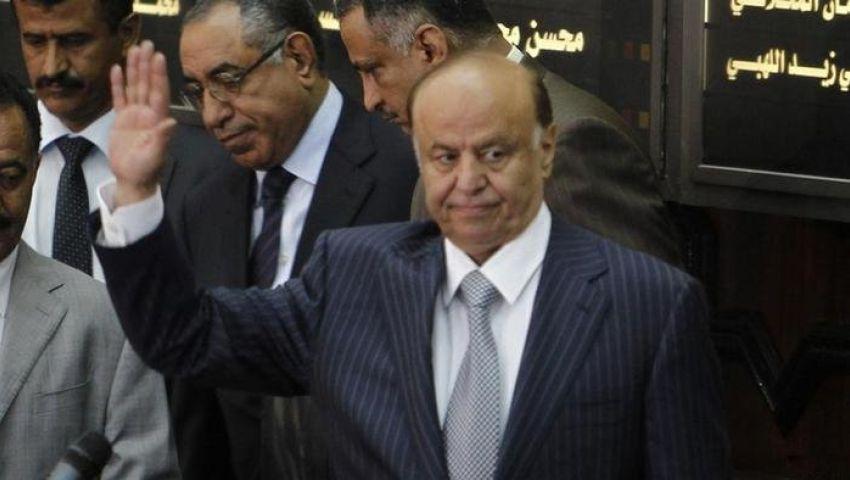 الرئيس اليمني يدعو الحوثيين للإنسحاب من المدن فورًا