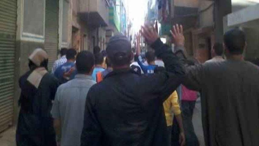 بالغاز.. أمن المنيا يفض مظاهرة معارضة بعد 15 دقيقة من انطلاقها