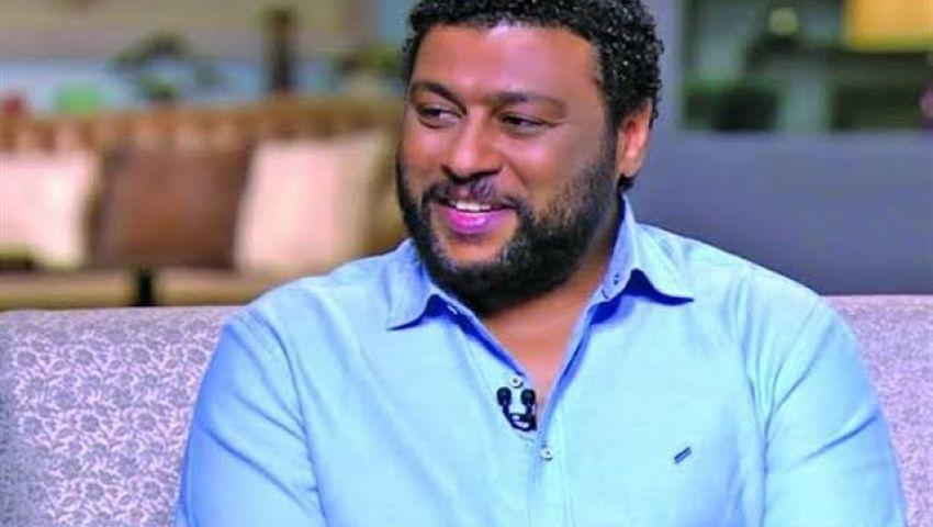 محمد جمعة:  معتصم في «شبر ميه»لا يشبهنى.. ولم أنته من التصوير