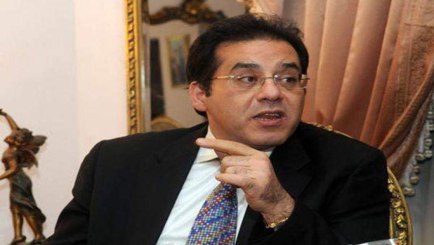 فيديو..أيمن نور: غد الثورة لن يشارك في حكومة الببلاوي