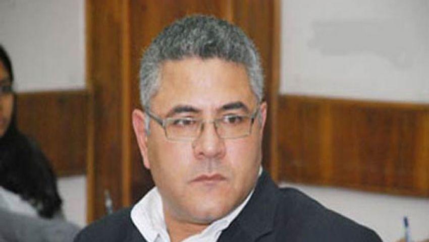 جمال عيد: الإعلان الدستورى لا يليق بزمن الثورة