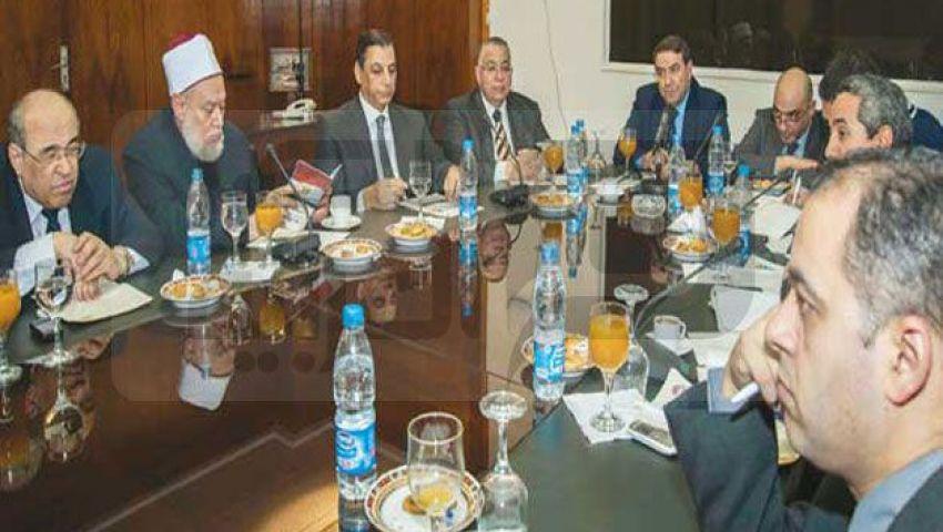 مصر بلدي تدعو للاحتشاد يوم 25 يناير لترشيح السيسي